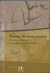Vegetatiekundige Monografieen - Natuur als nooit tevoren